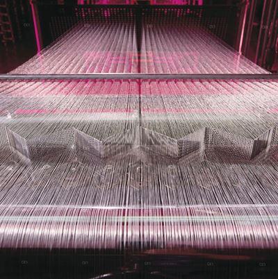 制作玻璃纤维