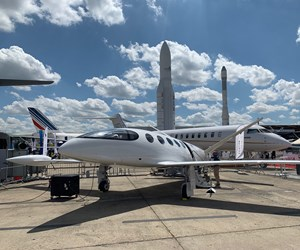 GKN, Eviation collaborate on Alice all-electric aircraft