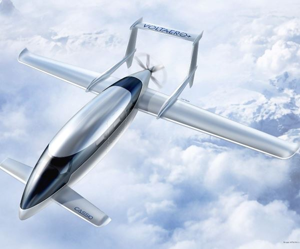 VoltAero unveils new hybrid-electric aircraft image