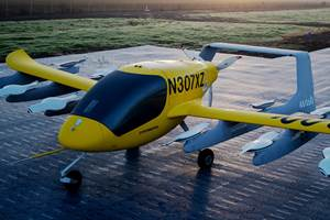 Wisk resumes eVTOL aircraft flight testing