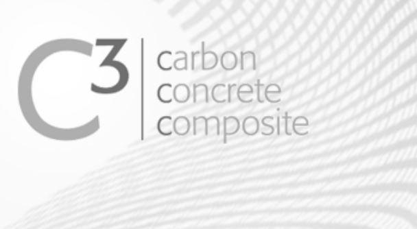 C3 Carbon Concrete Composite logo