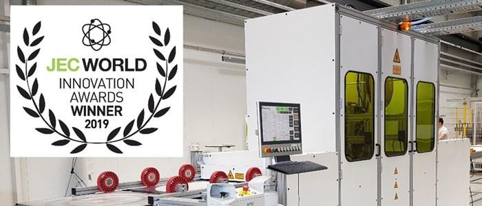 AZL Aachen Ultra-Fast Consolidator Machine