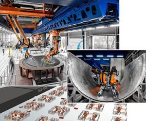 DLR结构与设计研究所开发复合材料4.0自动化