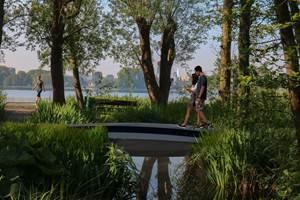 3D printed FRP footbridge paves way for circular composites