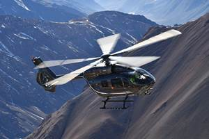 Five-bladed H145 receives type certification by EASA