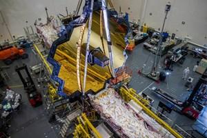 NASA announces new James Webb Space Telescope target launch date