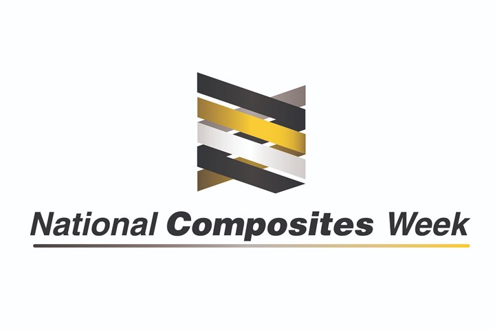 national composites week logo