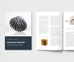 3dpbm offers 2020 advanced materials AM focus eBook