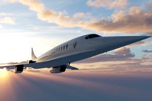 Boom Supersonic, Rolls-Royce collaborate on Overture aircraft engine