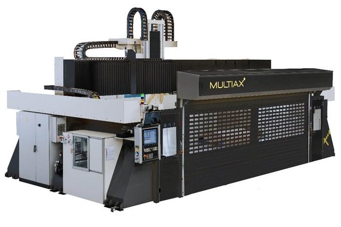 Cincinnati Inc., Multiax America partner for 3D printing turnkey