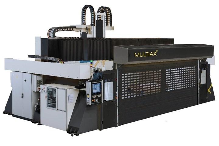 Multiax-CI machine