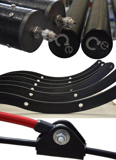 Cecence COHLE composite components
