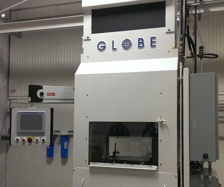 Plasan Carbon Composites' RapidClave