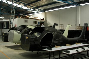 Correction: First CFRP fuselage in Mexico was Stela-M1 trainer