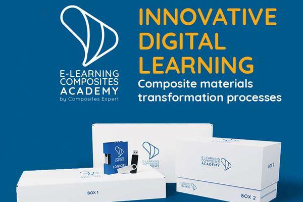 Composites Academy通过实践练习形象推出在线培训