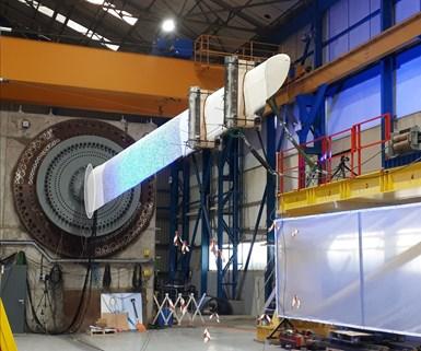 ACT Blade composite wind turbine blade