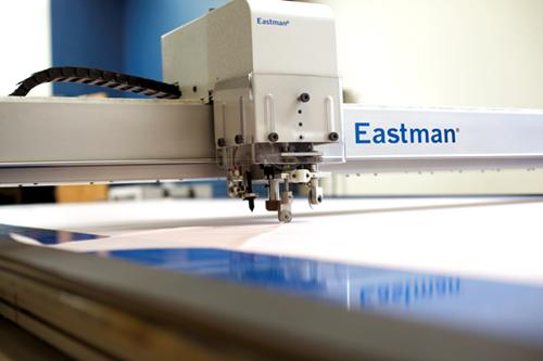Eastman Machine cutting machine