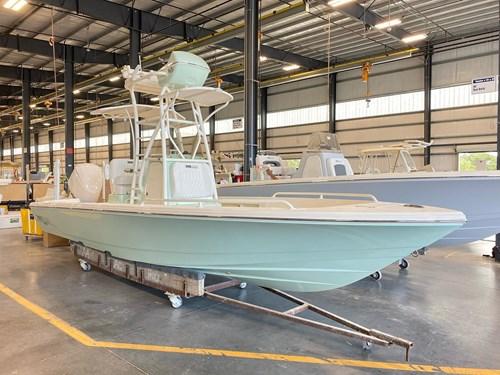 Maverick Boat Group manufactures 30 models