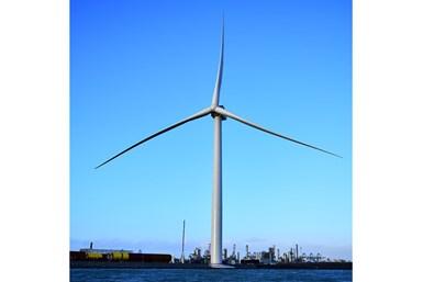 GE Haliade X wind turbine