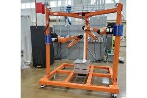 Orbital Composites, ORNL collaborate to advance robotic polymer and composite AM