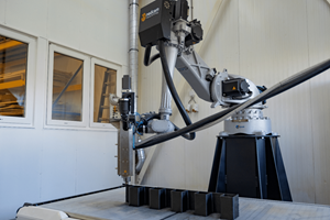 Nedcam adds CEAD AM Flexbot for 3D printing using DSM materials