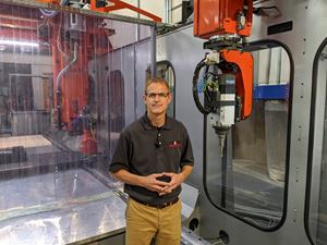 Large-format additive manufacturing