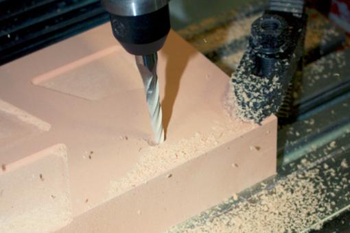 Corafoam tooling board