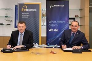 Quickstep acquires Boeing Australia component repairs