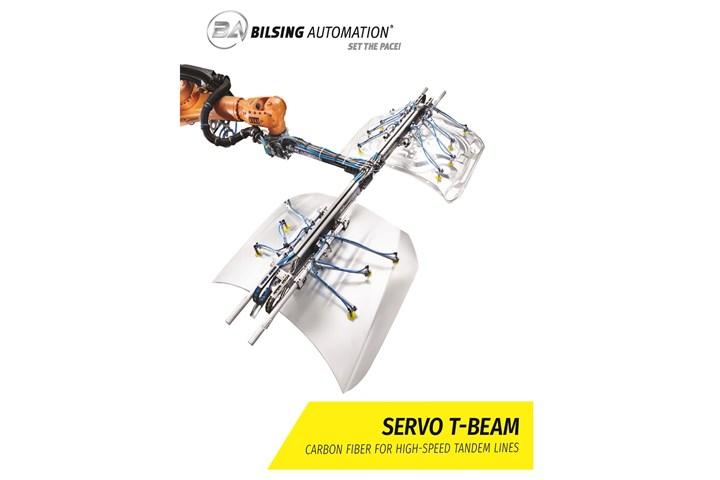 Bilsing Automation's multilingual brochure
