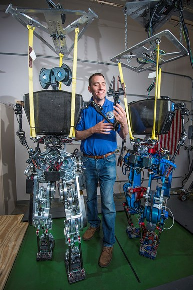 carbon fiber composite robot chest plates