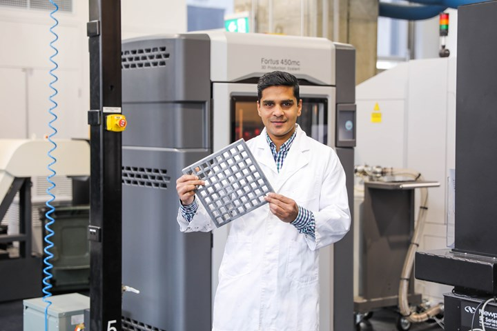 rapid-cure epoxy developed by Swinburne researchers