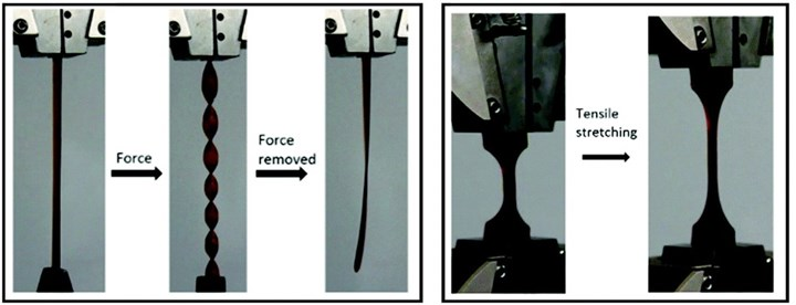 flexible properties of Swinburne epoxy