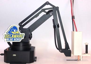 University of Delaware 3D printing