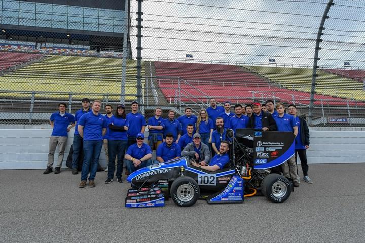 Lawrence Technical University Formula SAE Team