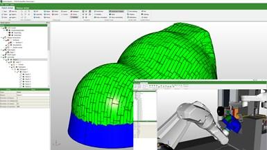 composites simulation for Formula 1