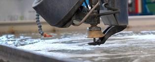 waterjet cutting tool