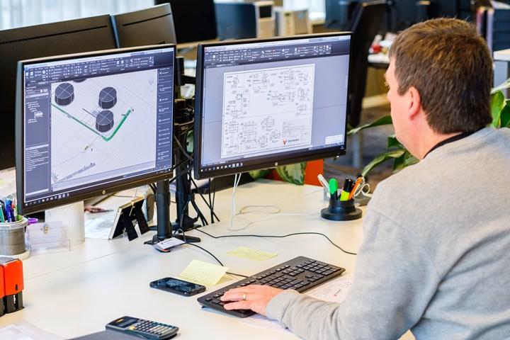 composites design software for glass fiber reinforced composite pipe