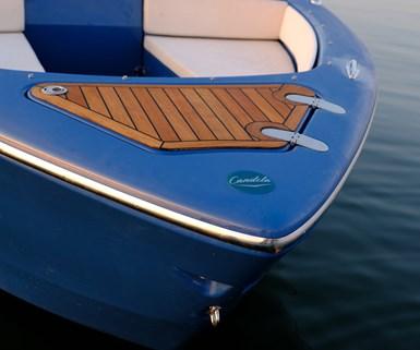 Candela Boats Seven foiling speedboat battery