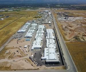 Hexcel carbon fiber manufacturing site