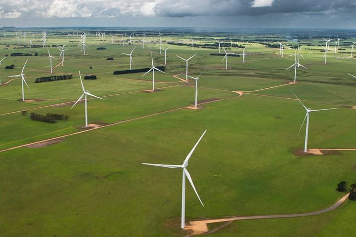 PTC extension Vestas wind farm