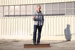 Q&A with Ethan Escowitz, CEO, Arris Composites