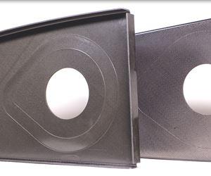 Solvay发射环氧树脂预浸料,用于气动结构压缩成型