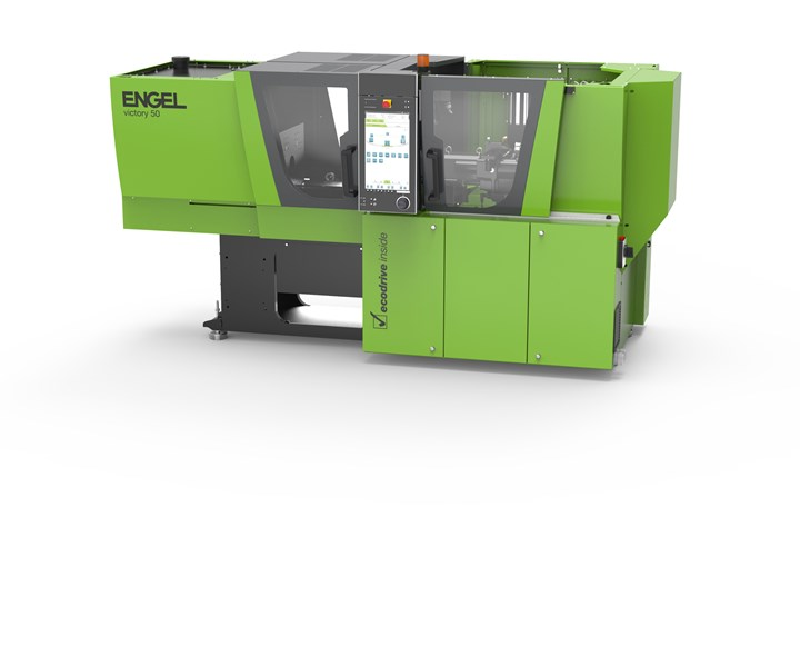 Engel victory injection molding machine
