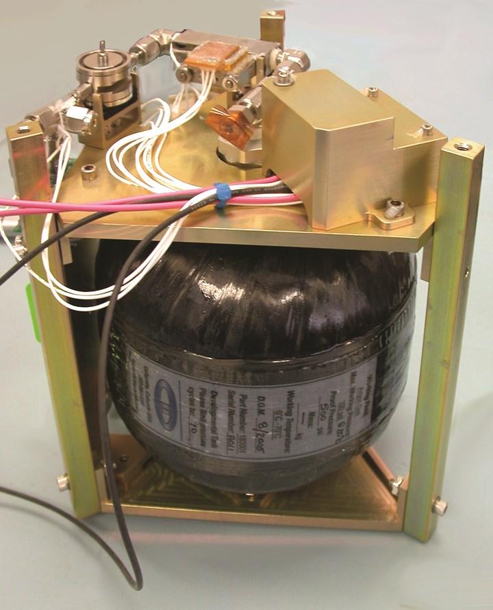 Type V composite pressure vessel