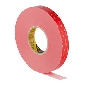 3M VHB tape provides solution for difficult-to-bond materials