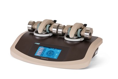 Taber material wear resistance measurement instrument