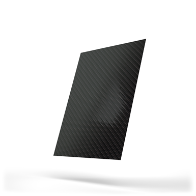 carbon fiber composite skin for Sonic X camping trailer
