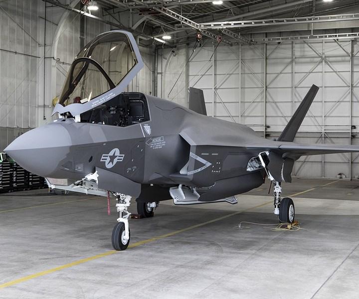 F-35 defense aircraft