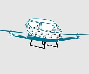 SGL Carbon to produce carbon fiber composite air taxi landing gear