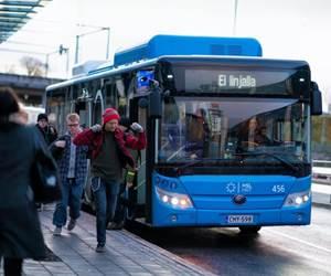 Exel Composites supplies fiberglass profiles for electric buses